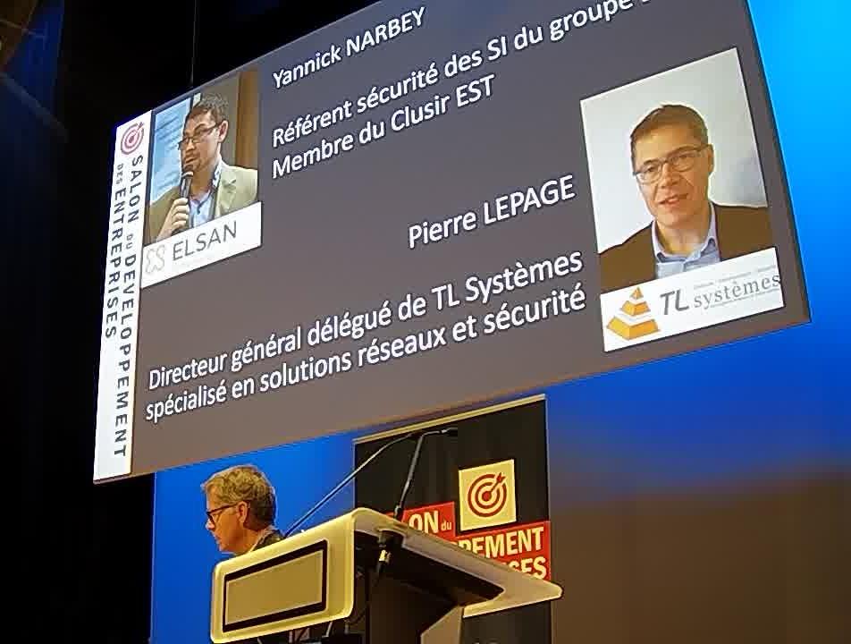 Cybersécurité par P. LEPAGE et Y. NARBEY