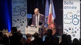 Mairie de Palaiseau – Vœux du maire à la population du 13 janvier 2018
