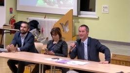 Association « Fiers de notre territoire avec Stéphane Viry, Député des Vosges », Réunion des adhérents - 6 décembre 2018