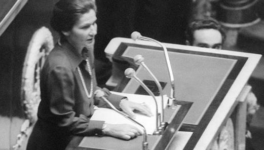 Hommage à Simone Veil par Francois Werner, maire de Villers-lès-Nancy