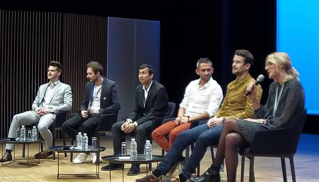 Table Ronde Startups