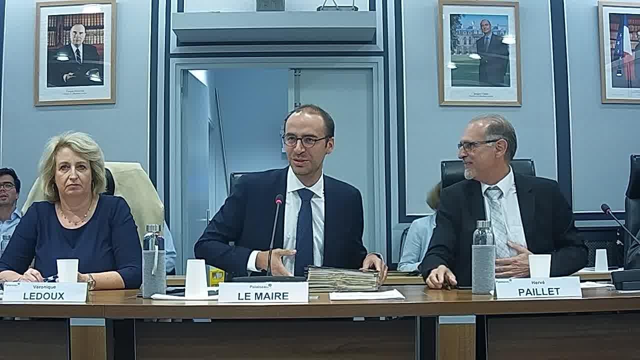 Mairie de Palaiseau – Conseil Municipal du 23 Septembre 2019