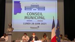 Mairie de Palaiseau - Conseil Municipal du 28 juin 2021