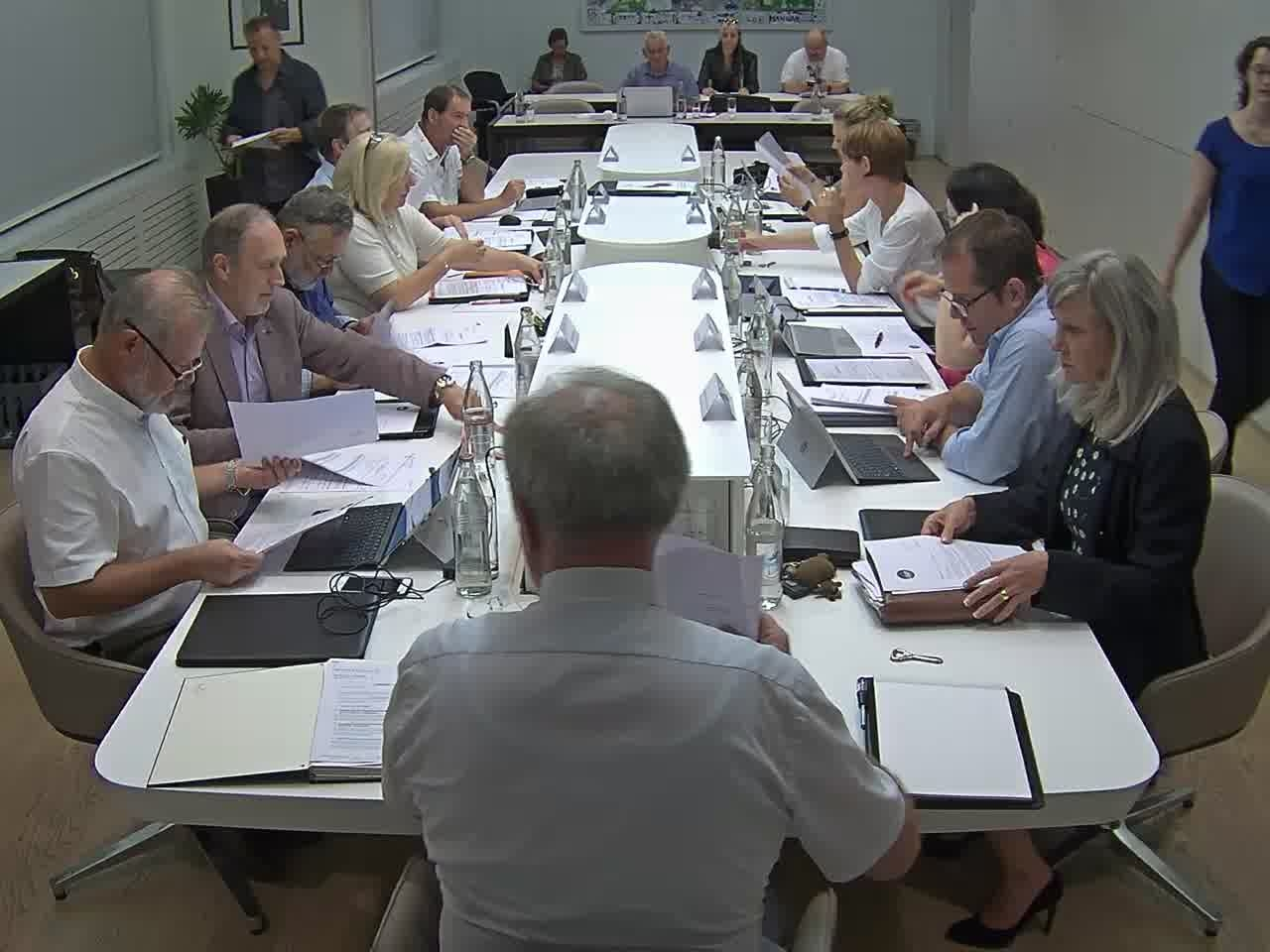 Séance du Conseil Communal du 11 juin 2018