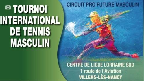 Finale Tournoi FUTURE de Villers :    Albano OLIVETTI vs  Maxime TABATRUONG