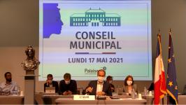 Mairie de Palaiseau - Conseil Municipal du 17 mai 2021
