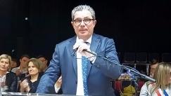 Voeux d'Eric PENSALFINI, maire de SAINT-MAX