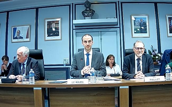 Mairie de PALAISEAU - Conseil Municipal du 14 mai 2018