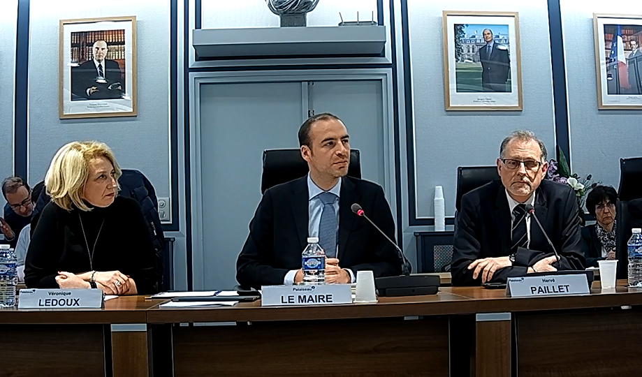 Mairie de PALAISEAU - Conseil Municipal du 22 janvier 2018