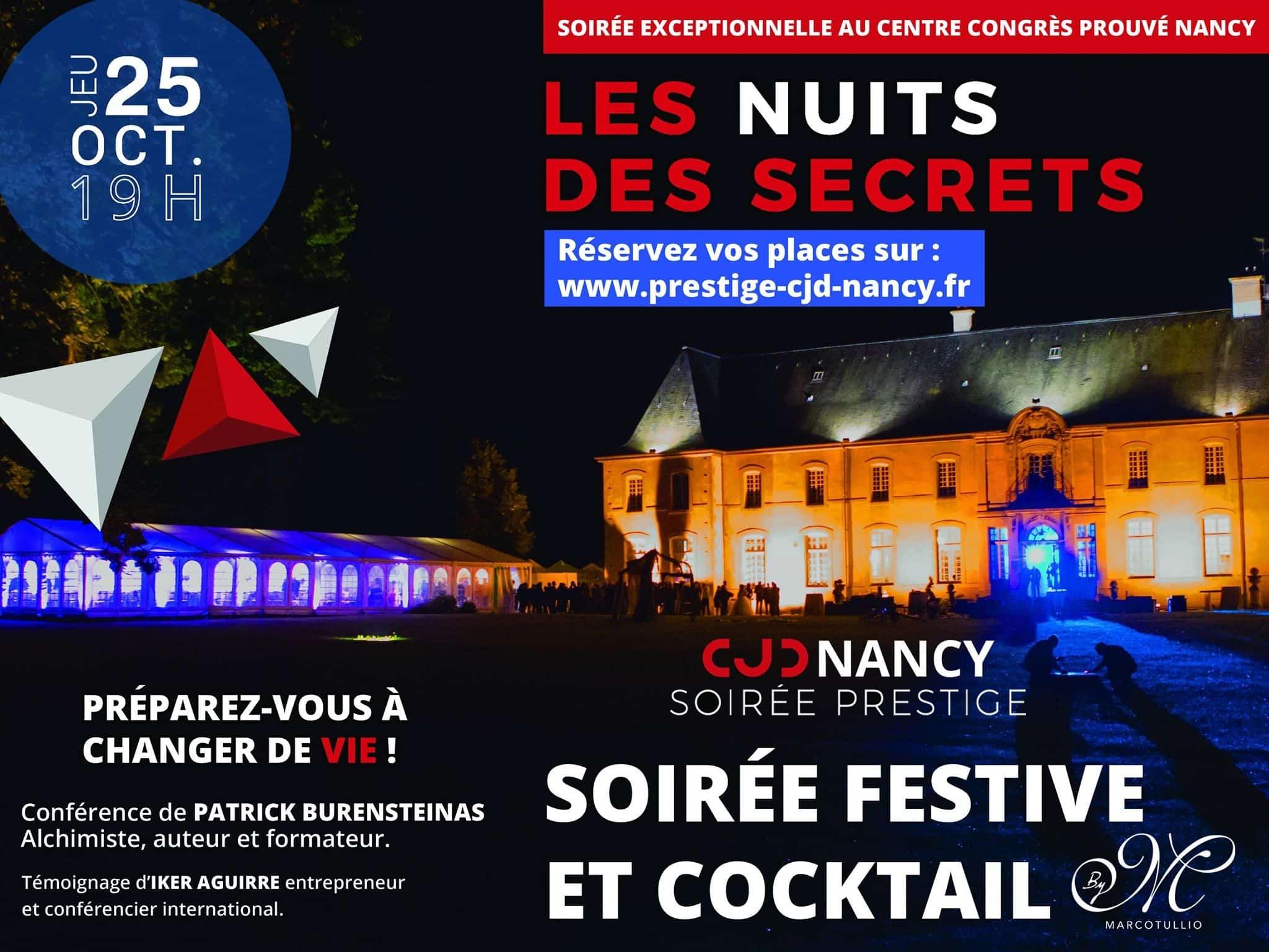 CJD Nancy - Soirée Prestige 2018