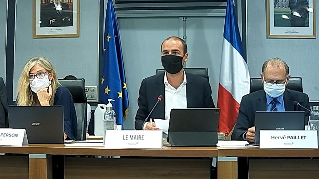 Mairie de Palaiseau - Conseil Municipal du 21 septembre 2020