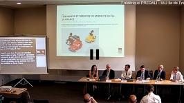 Table ronde V - Mobilité Urbaine : Comment se préparer à la révolution des mobilités franciliennes