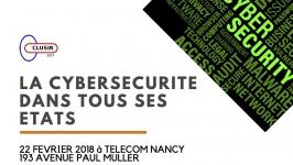 Journée du CLUSIR à Telecom Nancy - Après-midi