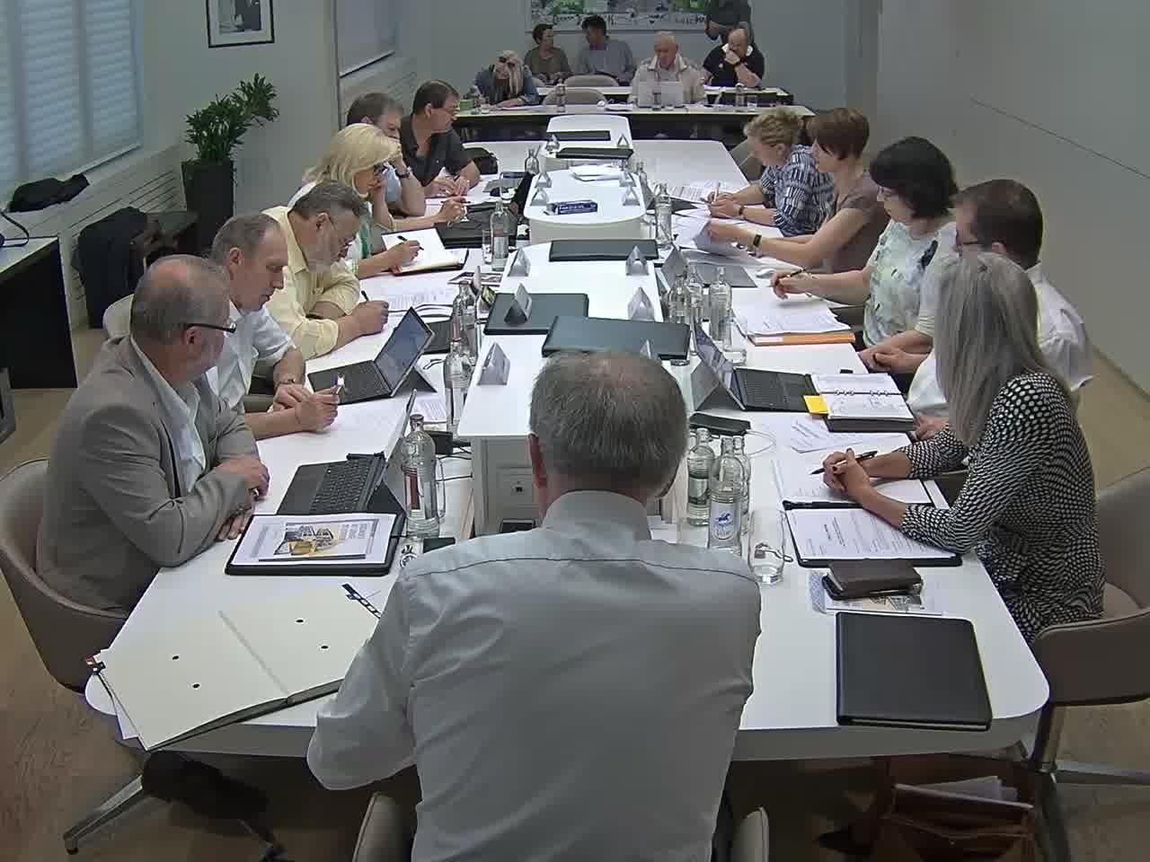 Séance de Conseil Communal du 20 Avril 2018